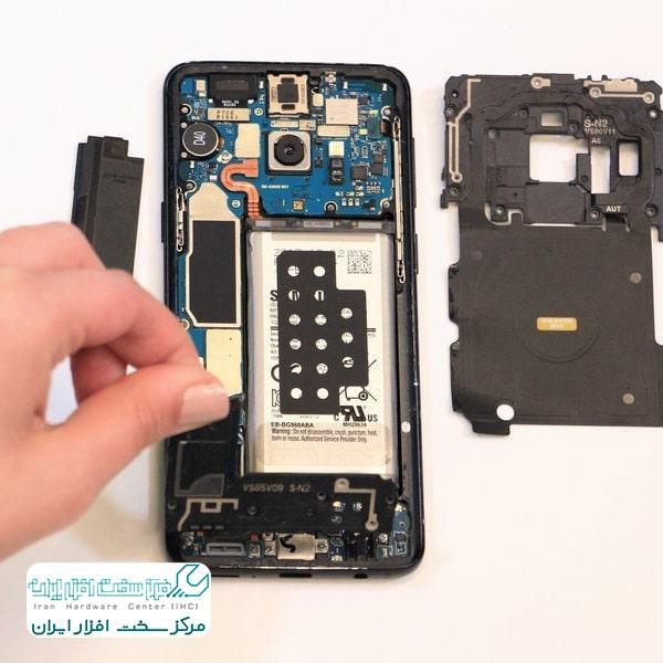 تعویض هارد گوشی مدل SAMSUNG سامسونگ