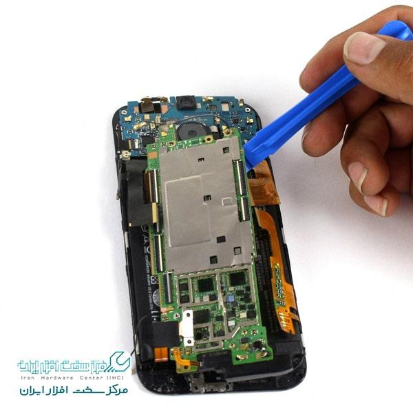 تعویض هارد گوشی مدل HTC - اچ تی سی