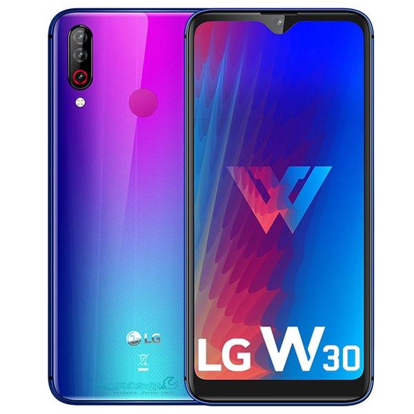 موبایل ال جی W30