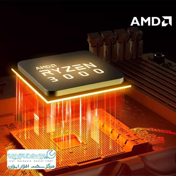 پردازنده ی گرافیکی هفت نانومتری