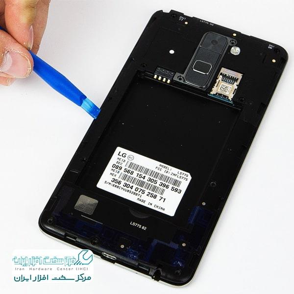 تعمیر موبایل ال جی در تهران