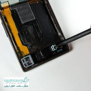 تعمیر اسپیکر موبایل سونی