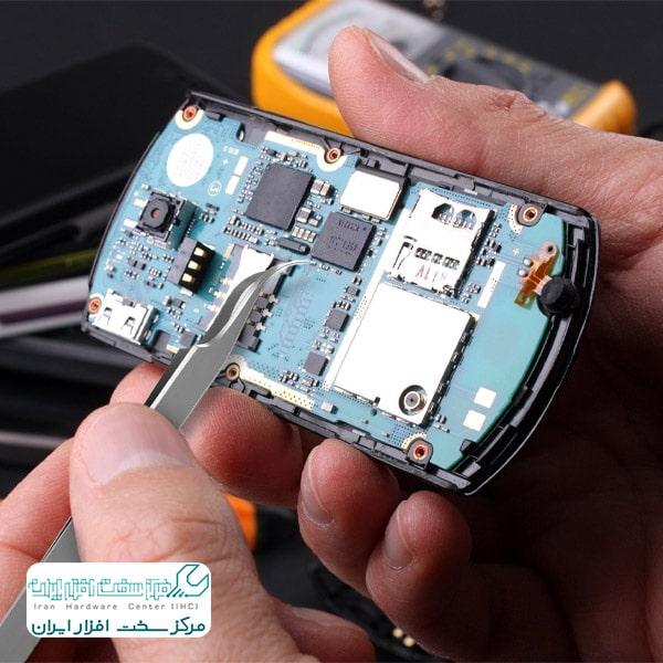 تعمیرات هارد موبایل