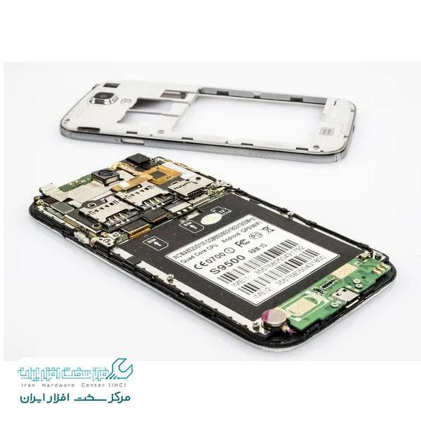 تعمیر هارد موبایل