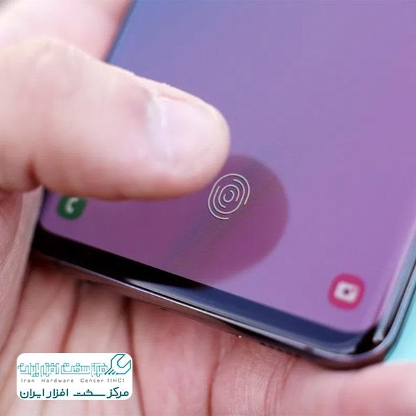 بهبود سرعت سنسور اثر انگشت گوشی اندروید
