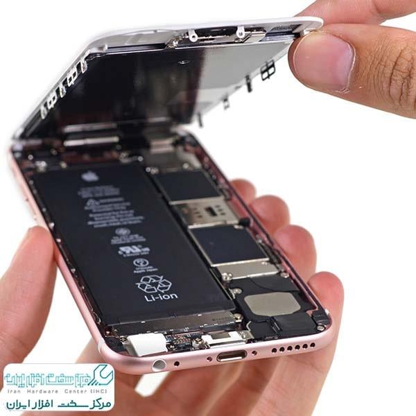 نمایندگی تعمیر موبایل اپل